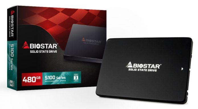 Biostar S100 Plus