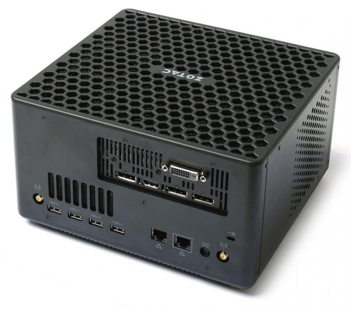 Zotac Zbox Magnus EC52070D