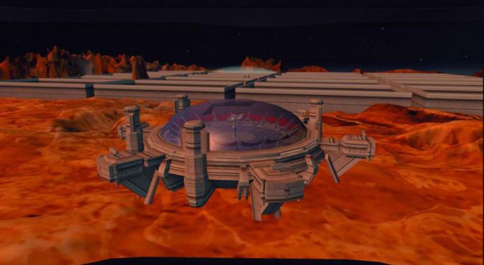 Club Neverdie из Entropia Universe