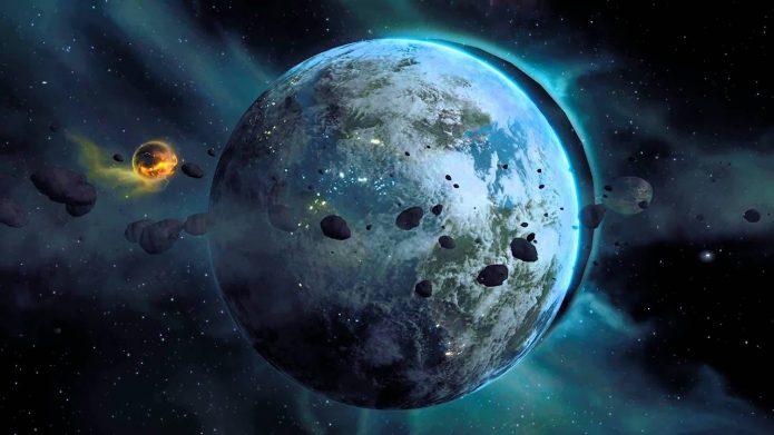 Planet Calypso из Entropia Universe