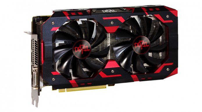 POWERCOLOR AMD Radeon RX 590