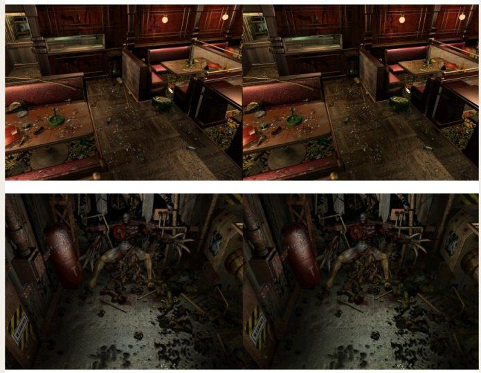 Resident Evil 3, улучшенный нейросетью