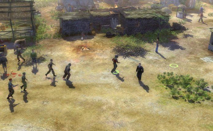 Игра «Санитары подземелий»
