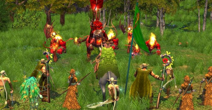 Игра Heroes of Might and Magic V