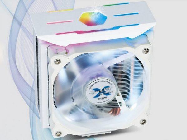 Процессорный кулер Zalman CNPS10X Optima II скоро поступит в продажу