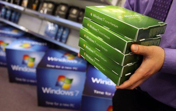 Microsoft напомнила о прекращении поддержки Windows 7