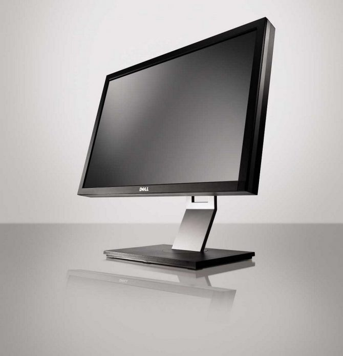 Монитор DELL UltraSharp U2410