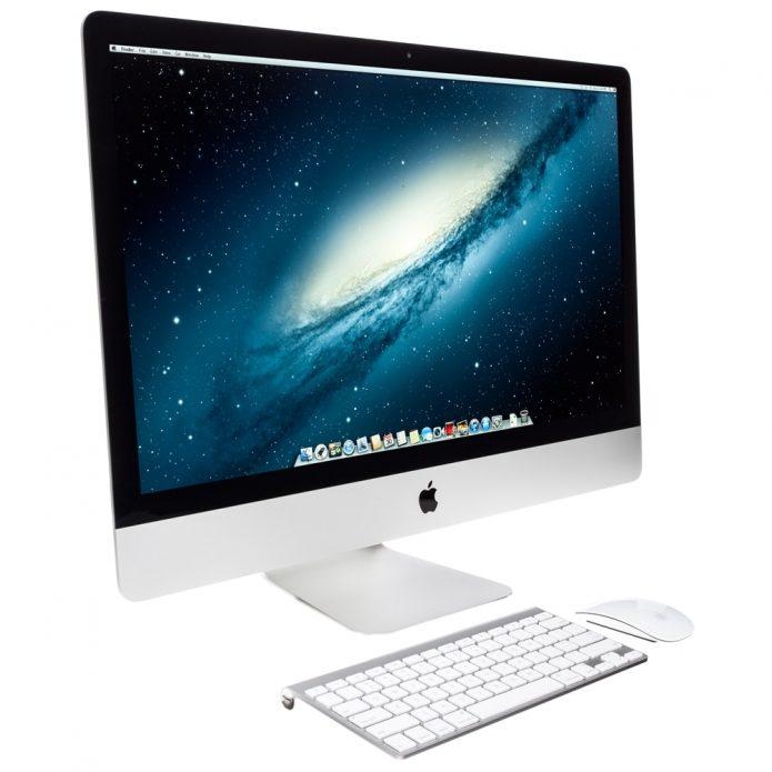 Монитор iMac 27
