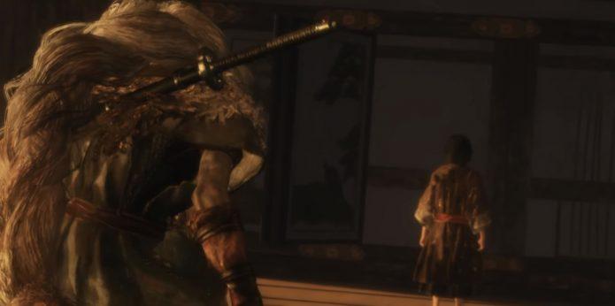 Скриншот из игры Sekiro: Shadows Die Twice