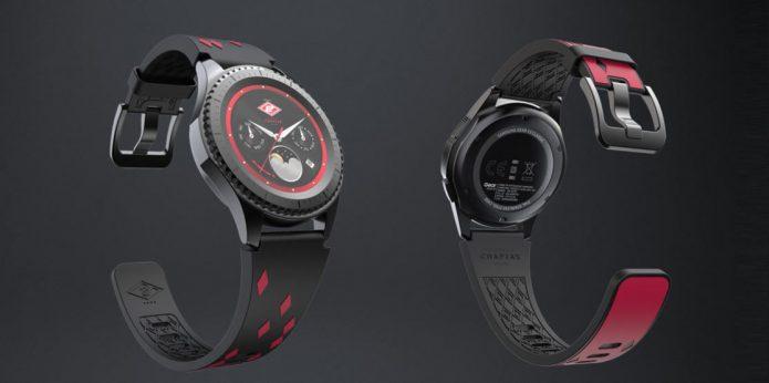 Samsung Gear S3 frontier Spartak Edition