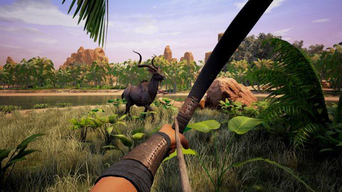 Кадр из игры Conan Exiles