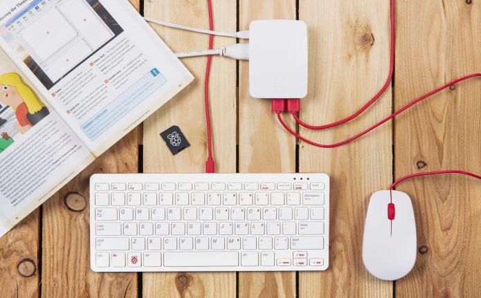 Мышь и клавиатура Raspberry Pi