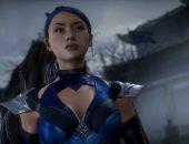 Китана Mortal Kombat 11