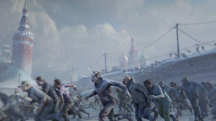 Орда зомби в игре World War Z
