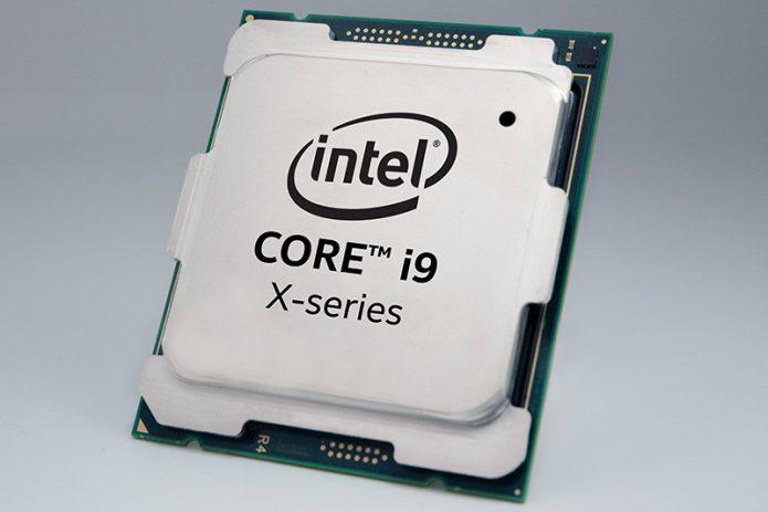 Процессор Intel Core i9