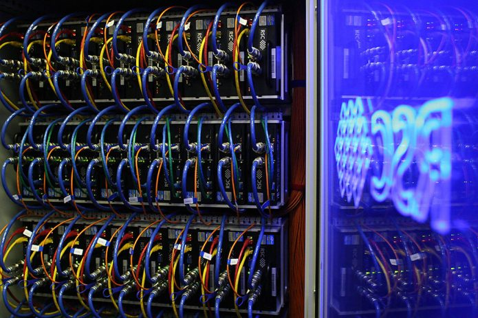 Система суперкомпьютера