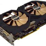 XFX Radeon RX 590 AMD 50th Anniversary Edition