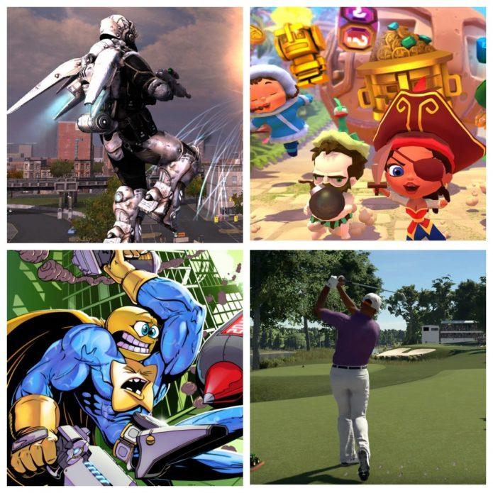 Бесплатные игры на Xbox Live Gold в мае