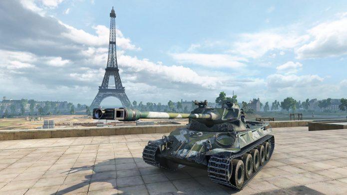 Танк Lorraine 40 t