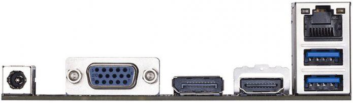 Интерфейсная планка Gigabyte GA-H310MSTX-HD3