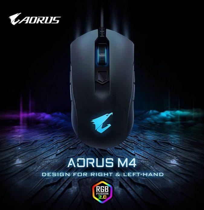 Aorus M4