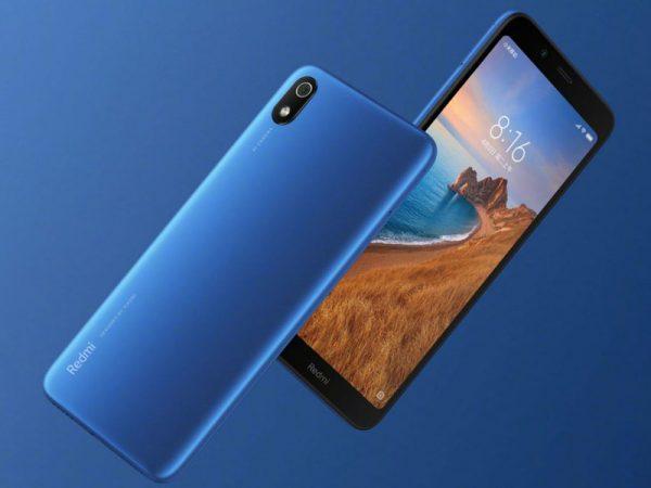 Бюджетный смартфон Redmi 7A представлен официально