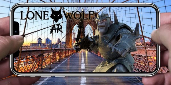 Lone Wolf AR выйдет на мобильных устройствах