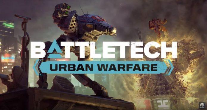 BattleTech: Urban Warfare