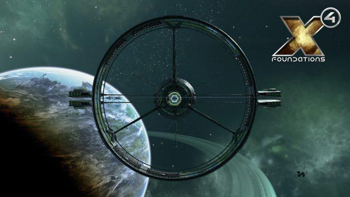 Кадр из игры X
