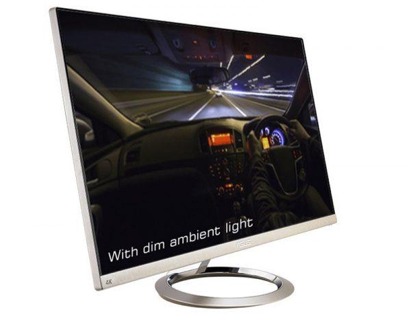 Asus представила 27-дюймовый 4K-монитор Designo MX27UCS
