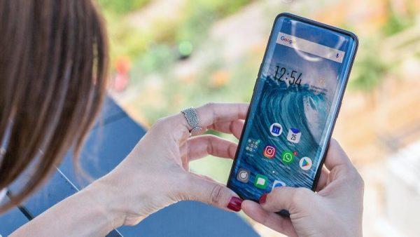 Первый в мире смартфон с подэкранной камерой дебютирует 26 июня