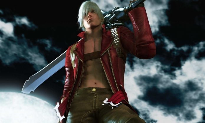 Кадр из игры Devil May Cry 3