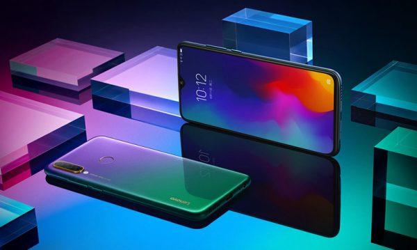 Смартфон Lenovo Z6 дебютирует 4 июля