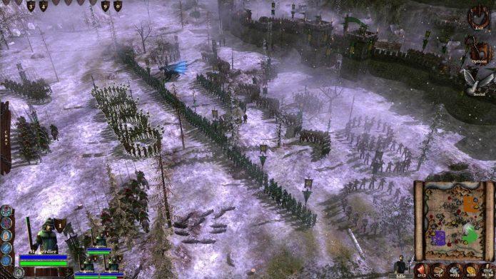 Кадр из игры Kingdom Wars 2: Definitive Edition