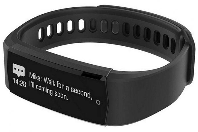 Lenovo Smart Band Cardio 2