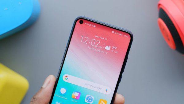 Опубликованы изображения смартфона Huawei Nova 5i Pro