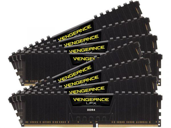 Corsair выпустила модули памяти Vengeance LPX DDR4 ёмкостью 32 Гб