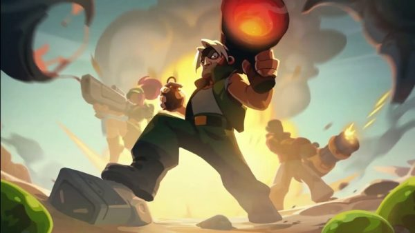Bombastic Brothers – Run & Gun вышел на Android