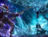 Кадр из игры Warcraft
