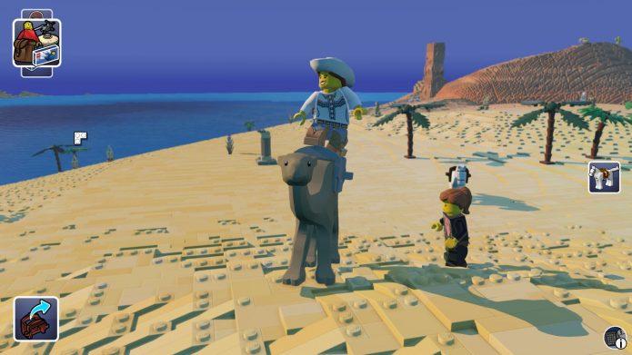 Игра LEGO Worlds, похожая на Minecraft