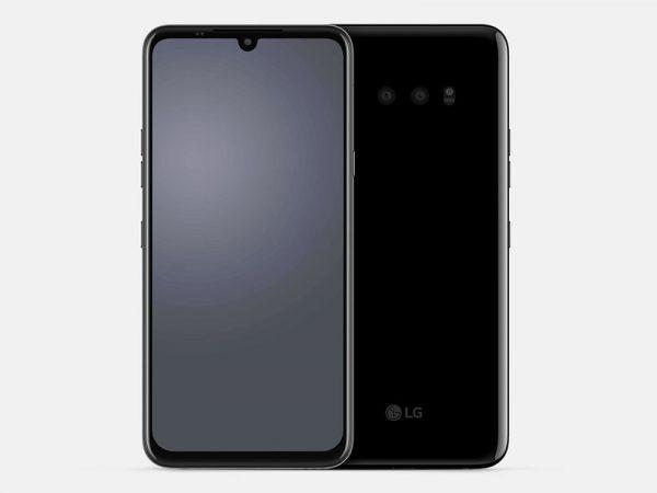 Опубликованы рендеры флагманского смартфона LG G8x