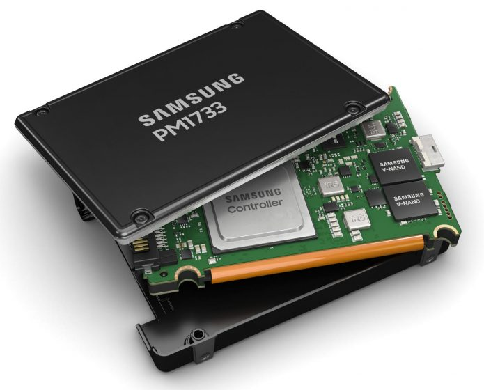 Samsung PM1733 формата U.2