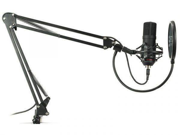 SPC Gear SM900 – USB-микрофон для стримеров и видеоблогеров