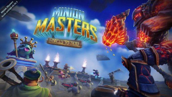 Онлайн-PvP арена Minion Masters сбросила 100% цены