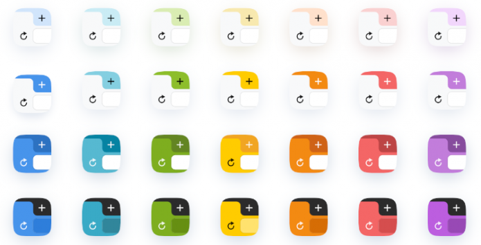 Цветовые схемы
