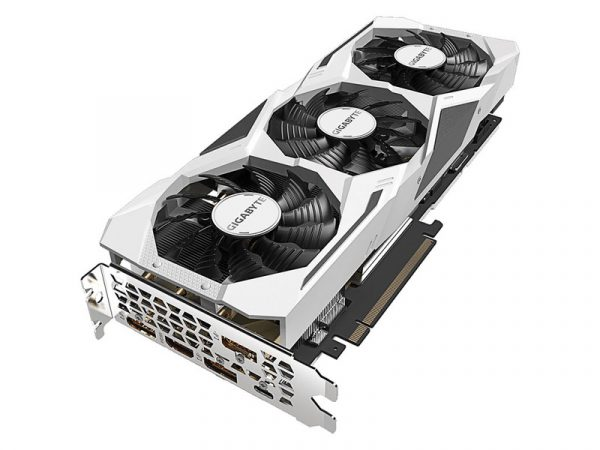 Представлена видеокарта Gigabyte GeForce RTX 2070 Super Gaming OC White 8G