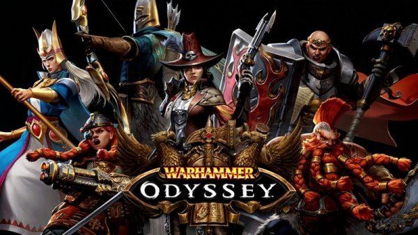Известны подробности геймплея Warhammer: Odyssey