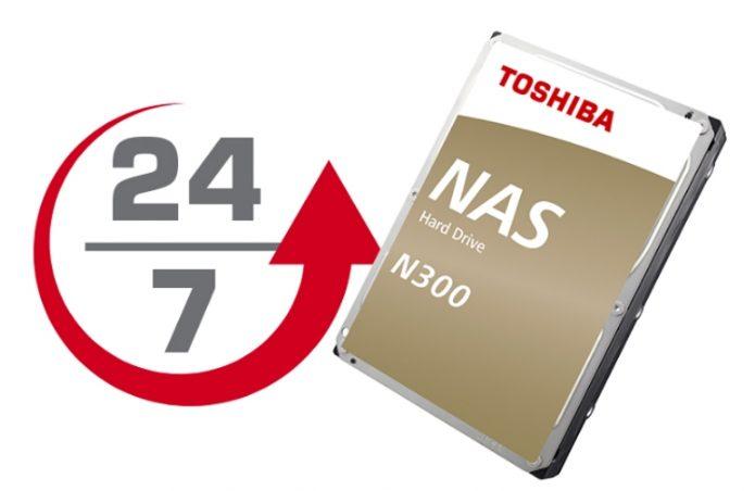 Toshiba N300