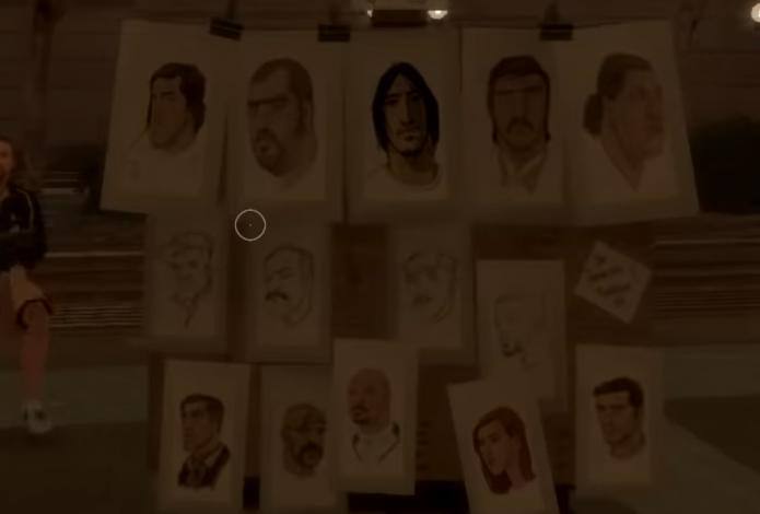 Концепт-арты персонажей в GTA IV