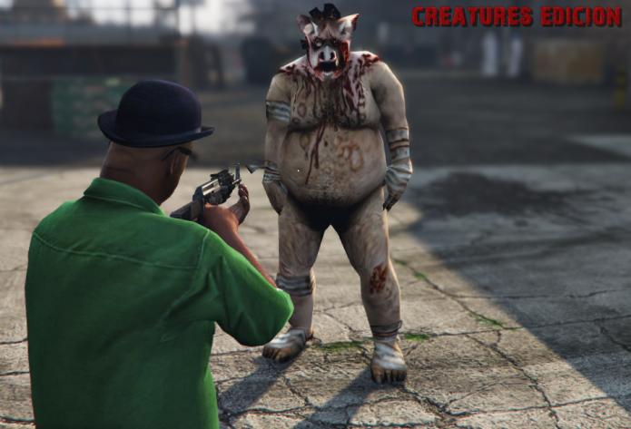 Босс из Manhunt в GTA IV